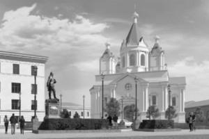 «АМЦ-Проект» предлагает воссоздать исторический облик площади Труда