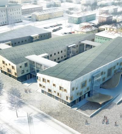 Административное здание Ненецкого автономного округа
