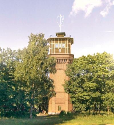 Башня зеленой волны