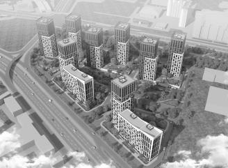Архитектурная мастерская «АМЦ-ПРОЕКТ» согласовала архитектурно-градостроительный облик объекта по Жилому комплексу «БелАрт»